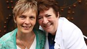 Living with loss: Elaine & Marlene