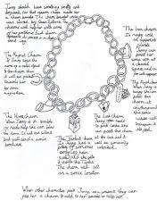 Sonic Charm Bracelet
