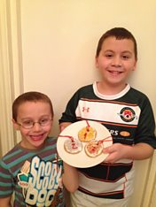 Ayman 10and Naseem 6 Biscuits 2.JPG
