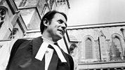 Reverend David Sheppard