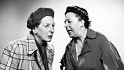 Elsie & Doris Waters