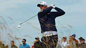 Golf: Scottish Open - 2014 - 13/07/2014