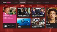 BBC iPlayer on TV: BT Vision, Audio Description, Live Channels