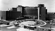 55 years since opening of 'TV Factory' Television Centre