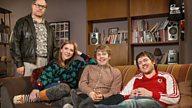 Josh Widdicombe and Tom Craine debate TV's best and worst flat-mates