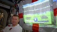 Streaming Six Nations into Space