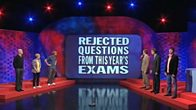 Rejected Questions From This Year's Exams