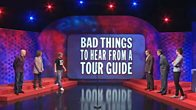 Bad Things to Hear From a Tour Guide