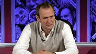 Alexander Armstrong Went Wild at Roman Polanski's Party