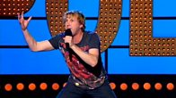 Jason Byrne Breaks His Knee While Having a Poo