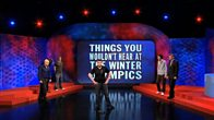 Things You Wouldn't Hear At The Winter Olympics
