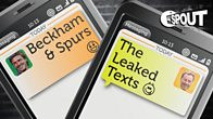Beckham and Spurs: The Leaked Texts.