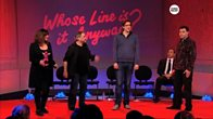 Web Exclusive: Whose Line Is It Anyway?