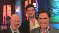 Backstage Brydon: Rob, Matt Lucas and The Script
