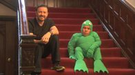 Ricky And Warwick The Frog