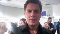 Backstage Buzzcocks with John Barrowman