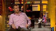 Rhod Gilbert  on Opening Ceremonies