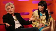 Julie Walters gets fed up with Graham