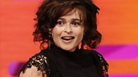 Graham chats with Helena Bonham Carter about her fans