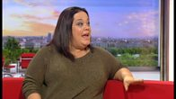 Back to the dance floor, Lisa Riley foxtrots behind the scenes of Strictly spin off