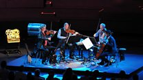 Prom 14: Kronos Quartet Proms 2012