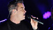 Robbie Williams Radio 2 In Concert