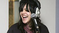 Bat For Lashes Live Lounge