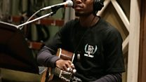 B.o.B Live Lounge