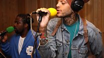Travie McCoy Live Lounge