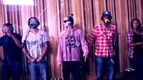 Roll Deep Live Lounge