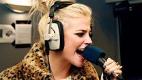 Pixie Lott Live Lounge