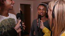 JLS (tour) Live Lounge