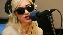 The Veronicas Live Lounge