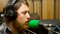 Fleet Foxes Live Lounge