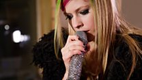 Avril Lavigne Live Lounge