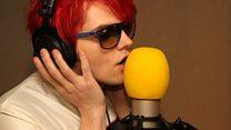 My Chemical Romance Live Lounge