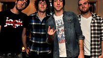All Time Low Live Lounge