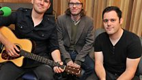 Scouting For Girls Live Lounge