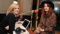 Florence + The Machine Live Lounge