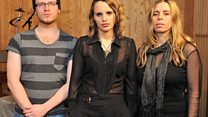 Anna Calvi Live Lounge