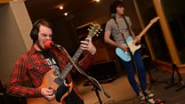 Pulled Apart By Horses Live Lounge