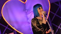 Katy Perry Live Lounge