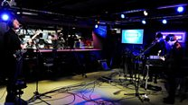 The xx Live Lounge