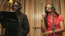 Shontelle & Akon Live Lounge
