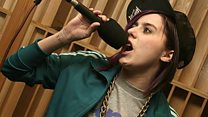 Lady Sovereign Live Lounge