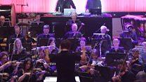 Nero's Dubstep Symphony Zane Lowe Sessions