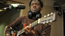 Michael Kiwanuka Zane Lowe Sessions