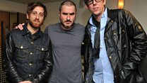 The Black Keys Zane Lowe Sessions