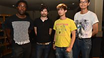 Bloc Party Zane Lowe Sessions
