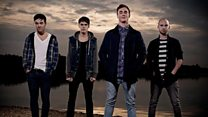 Don Broco BBC Introducing sessions